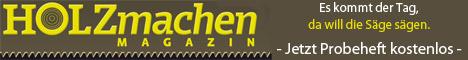 HOLZmachen Magazin